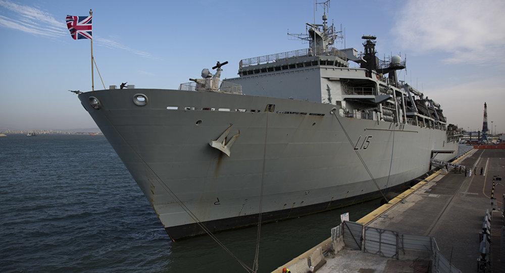 Photo of بريطانيا تقرر إرسال قوات خاصة إلى منطقة الخليج