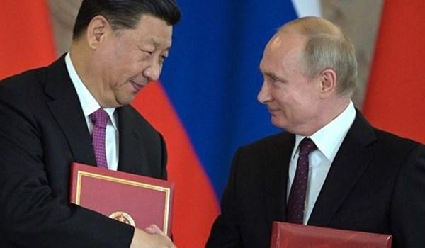 """Photo of القمة """"الروسية – الصينية"""" .. تطابق المواقف بشأن ايران وسوريا"""