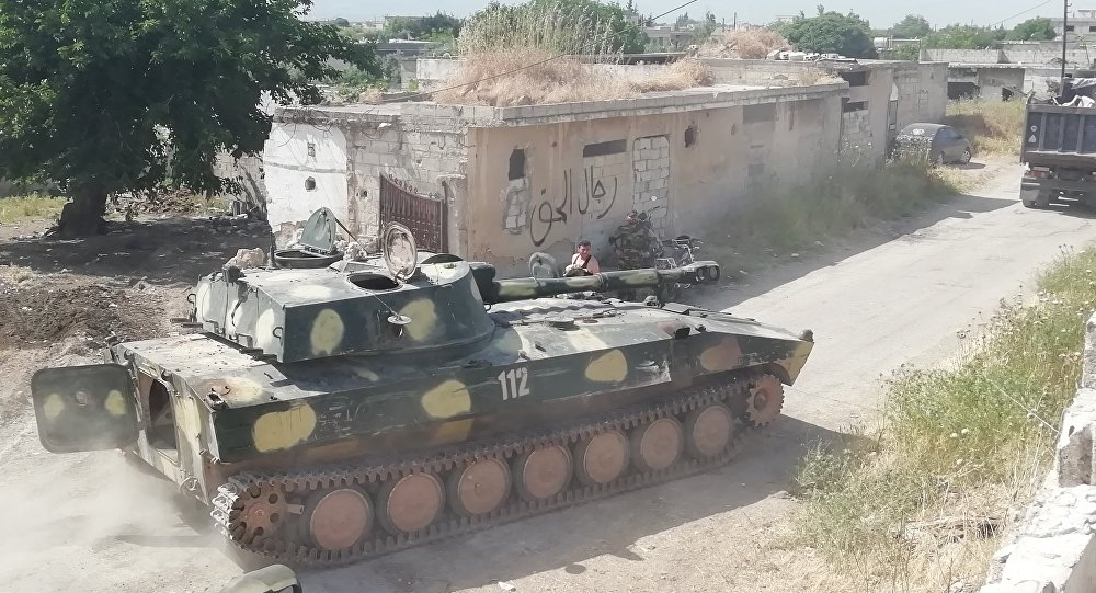"Photo of بدعم تركي.. النصرة تهاجم ""نقاط الجيش"" في ريف حماة بالغازات السامة"