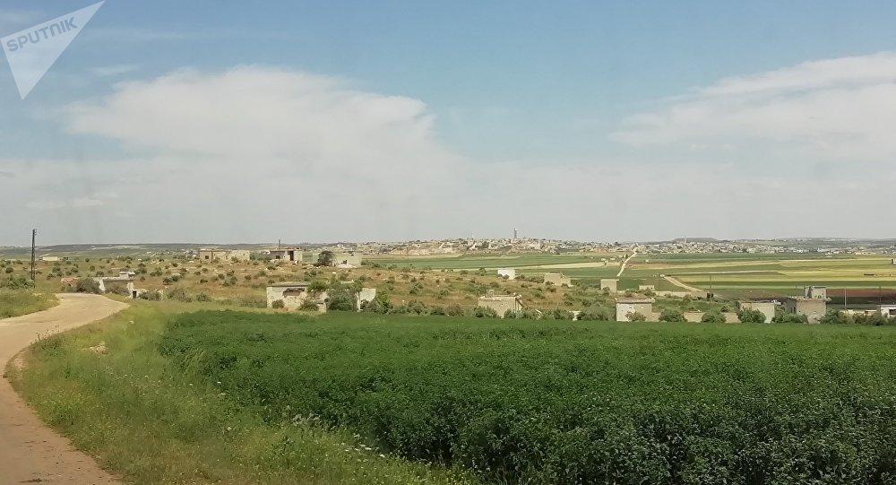 Photo of مضادات الجيش تدمر 4 طائرات مسيرة حاولت استهداف مهبط مروحيات غرب حماة