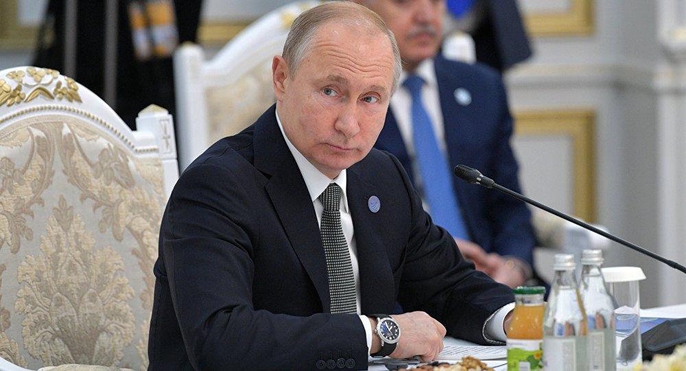 Photo of بوتين يجدد تأكيده على احترام ووحدة سوريا