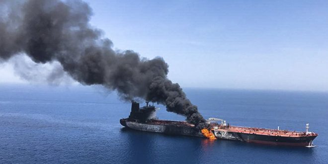 Photo of طهران تستنكر المزاعم الأمريكية بشأن استهداف ناقلتي النفط