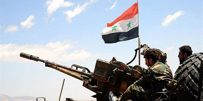 Photo of Syrian Arab Army destroys rocket launch-pads for al-Nusra terrorists, kills many of them in Hama Countryside