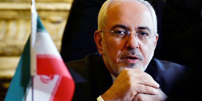 Photo of ظريف: طهران لن تقع تحت تأثير الضغوط السياسية والابتزازات