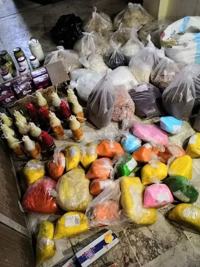 Photo of ضبط مواد غذائية غير صالحة للاستهلاك البشري في طرطوس