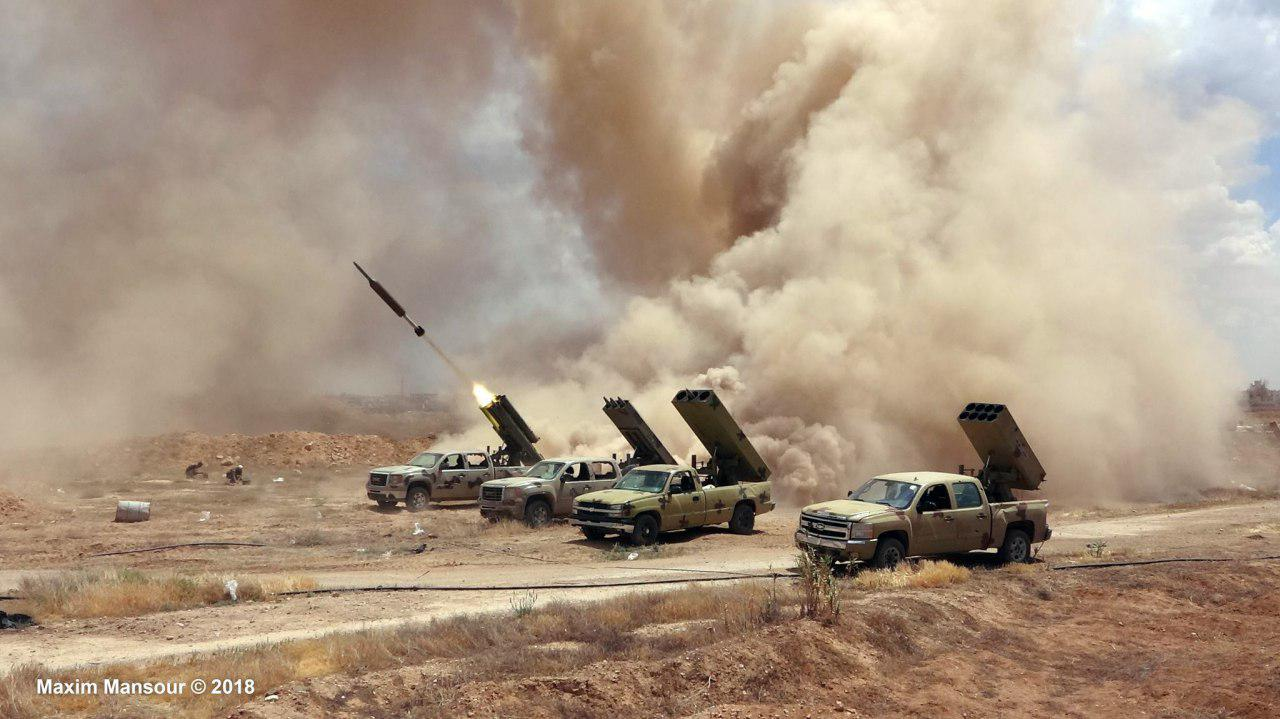 """Photo of الجيش  يحبط هجوماً """"للنصرة"""" في ريف حماة الشمالي"""