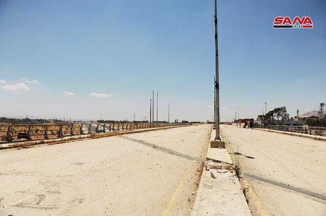 Photo of افتتاح مدخل مدينة عربين الرئيسي
