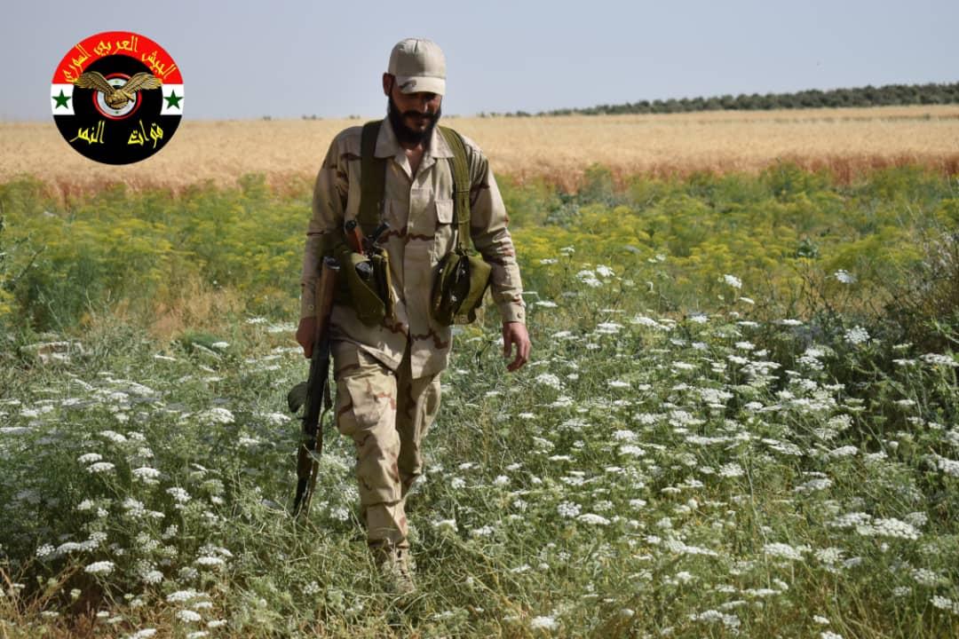 Photo of عمليات دقيقة للجيش بريفي حماة وادلب