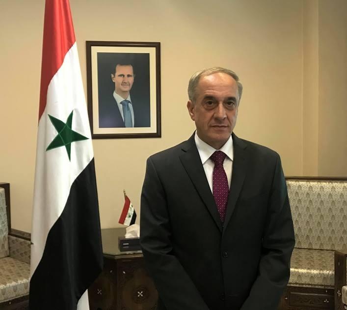 Photo of معاون وزير الخارجية السوري: لا يحق لأحد إبداء الرأي في موضوع تغيير الحكومة في سوريا