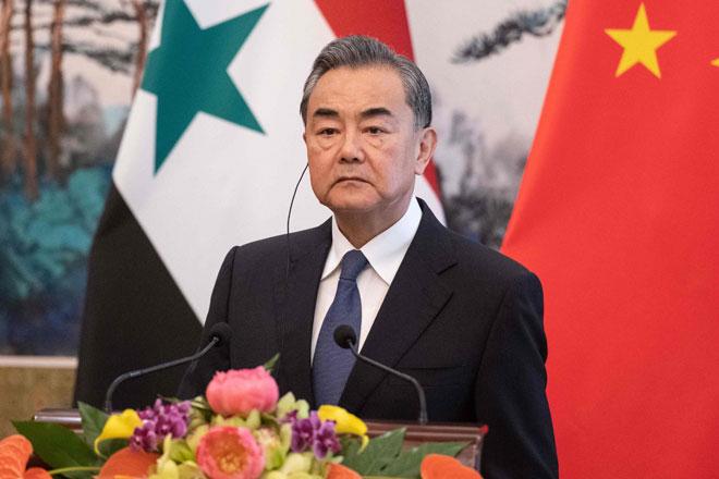 Photo of وانغ يي: الصين تدعم جهود سورية في التوصل إلى حل سياسي للأزمة وفي محاربتها للإرهاب