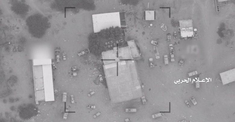 Photo of المقاومة اليمنية تقصف قاعدة الملك خالد الجوية بعسير