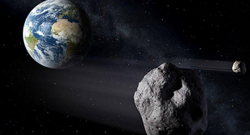 Photo of اقتراب ثلاثة نيازك عملاقة من الأرض في آن واحد