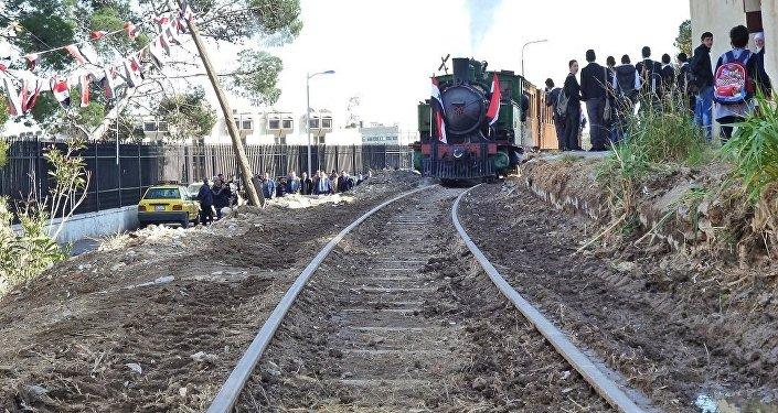 Photo of اجتماع في طهران لربط إيران وسوريا والعراق بخطوط سكك حديدية