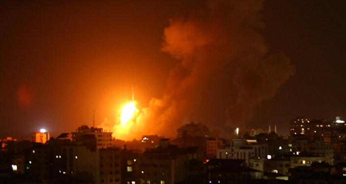 "Photo of عدوان ""إسرائيلي"" على تل الحارة بريف درعا وسقوط صاروخ اسرائيلي في نبع الصخر بريف القنيطرة"