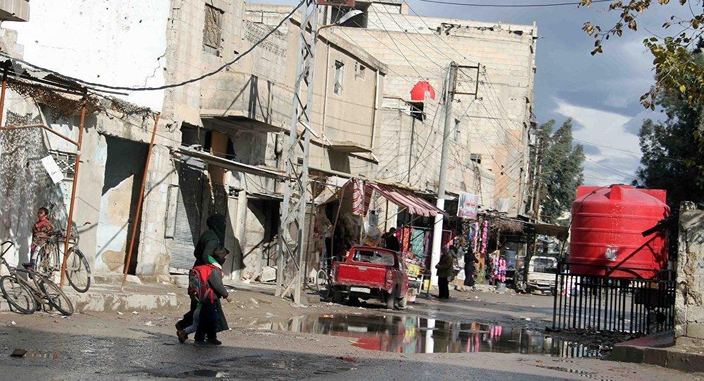 Photo of روسيا تقدم معلومات إضافية عن حادث الهجوم الكيميائي في دوما