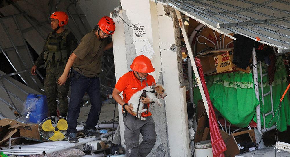 Photo of الفلبين… مقتل 6 أشخاص في زلزال قوي