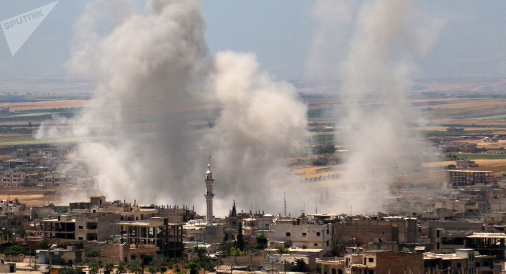 "Photo of الأركان الروسية: ""الخوذ البيضاء"" تضلل بهدف اتهام روسيا بشن غارات على إدلب"