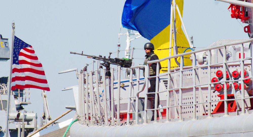 Photo of مدمرة أمريكية تدخل البحر الأسود للمشاركة بمناورات الناتو البحرية