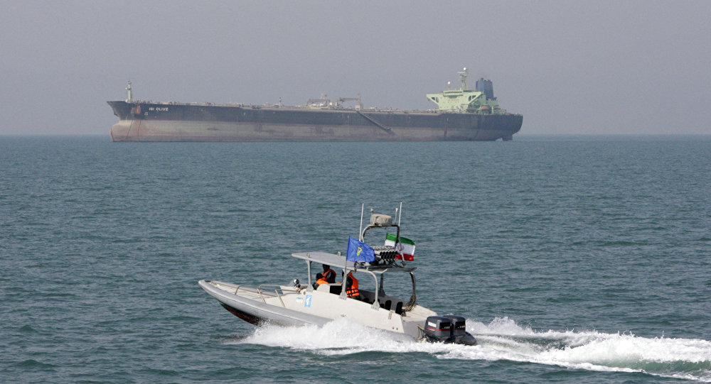 """Photo of الحرس الثوري يعلق على """"فشل توقيف"""" ناقلة نفط بريطانية في الخليج"""