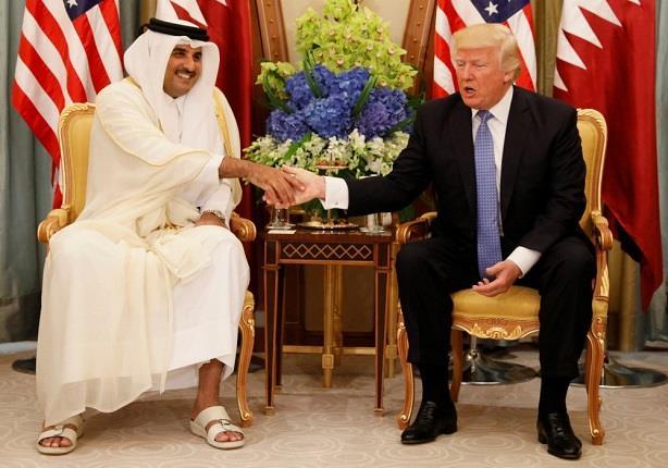 Photo of ترامب يسخر من أمير مشيخة قطر: توسعة قواعدنا العسكرية بأموالكم وليست بأموالنا