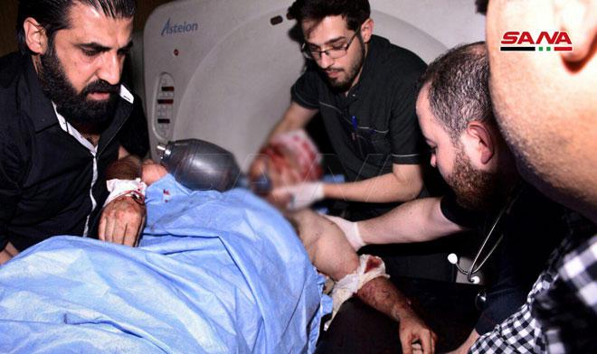 Photo of مجدداً.. شهداء وجرحى باعتداء بقذائف إرهابية على حلب
