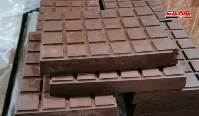 Photo of إغلاق منشأة لإنتاج الشوكولا بجبلة تستخدم مواد منتهية الصلاحية