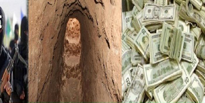 Photo of تفاصيل الكشف عن غرفة سرية مليئة بالدولارات في حرستا