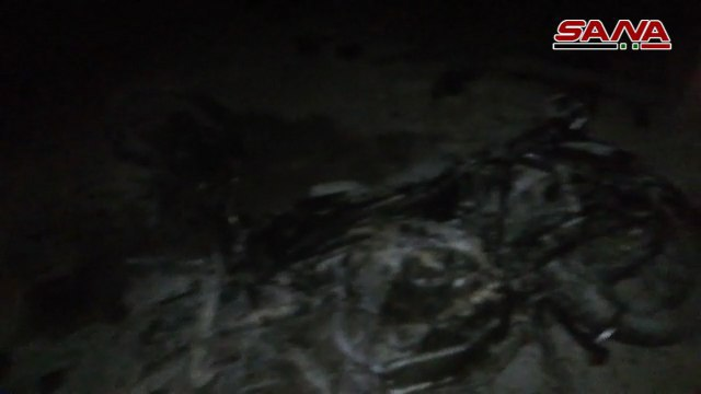 Photo of Three civilians martyred , seven others wounded in a terrorist explosion of a motorbike bomb in Sweida