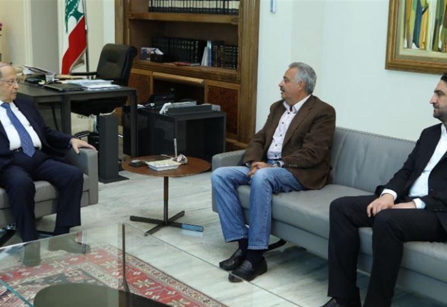 """Photo of """"ارسلان"""" يضع أحداث الجبل بتصرف الرئيس عون"""