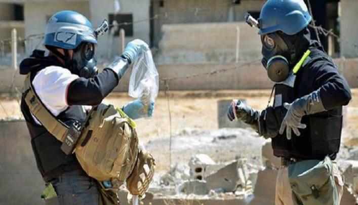Photo of رويترز : فريق جديد متخصص في الأسلحة الكيماوية سيبدأ أول تحقيقاته في سورية