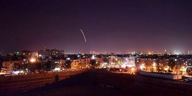 أسماء شهداء وجرحى العدوان الاسرائيلي على دمشق وحمص