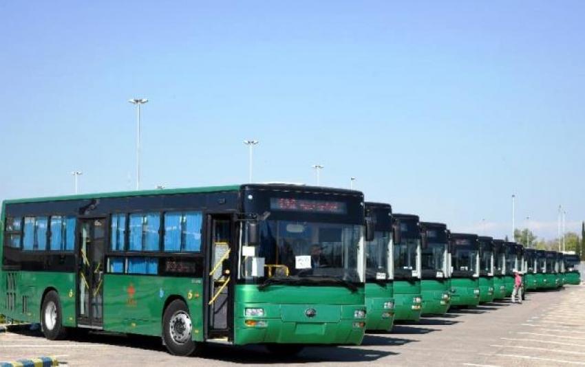 Photo of 30 باص نقل داخلي جديد لخطوط دمشق وريفها