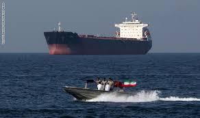 Photo of الحرس الثوري الإيراني ينشر تسجيلا جديدا لاحتجاز الناقلة البريطانية