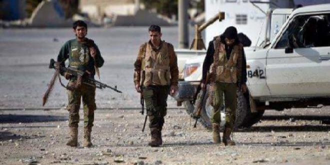Photo of الإرهاب يأكل نفسه بريف حلب
