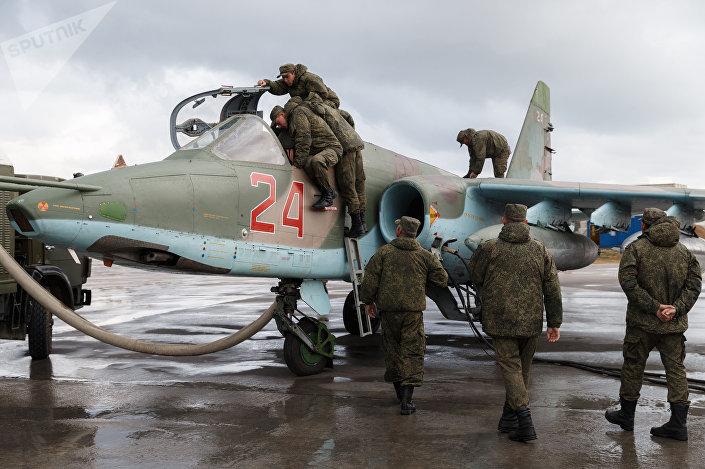 Photo of طائرات روسية في سوريا تباغت المخابرات الأمريكية