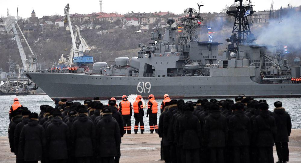 Photo of شبه جزيرة القرم تعرض خدماتها البحرية لسوريا