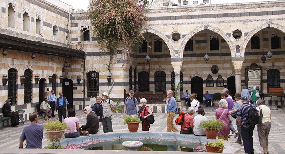 Photo of نواب من البرلمان الأوروبي يبدأون زيارة إلى دمشق غداً