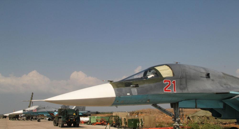 بالفيديو ..مخابئ الحماية للطائرات في قاعدة حميميم في سوريا