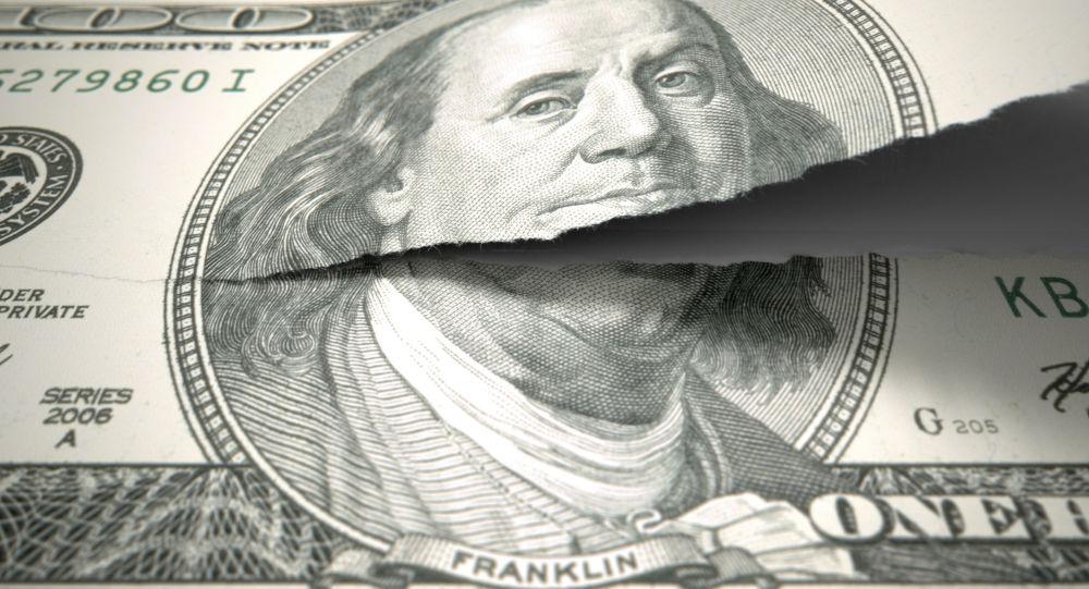 Photo of الدولار يشكل خطرا على الاقتصاد الأمريكي