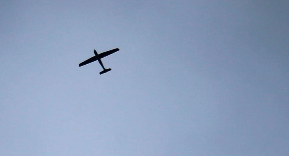 """Photo of """"المقاومة اللبنانية"""" تعلن إسقاط طائرة إسرائيلية مسيرة في الضاحية الجنوبية"""