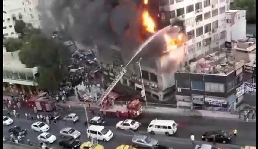 Photo of جهاز سوري يسيطر على حرائق الأبراج في خمس دقائق!