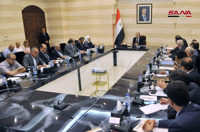 Photo of صناعة الإسمنت.. على طاولة الحكومة السورية