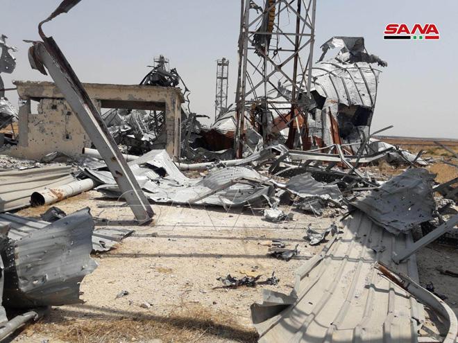 Photo of توثيق جرائم الإرهاب في بلدة تل الصخر المحررة بريف ادلب