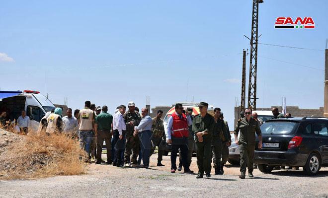 "Photo of ""معبر صوران"" جاهز لاستقبال المواطنين الراغبين بالخروج من مناطق لإرهاب"