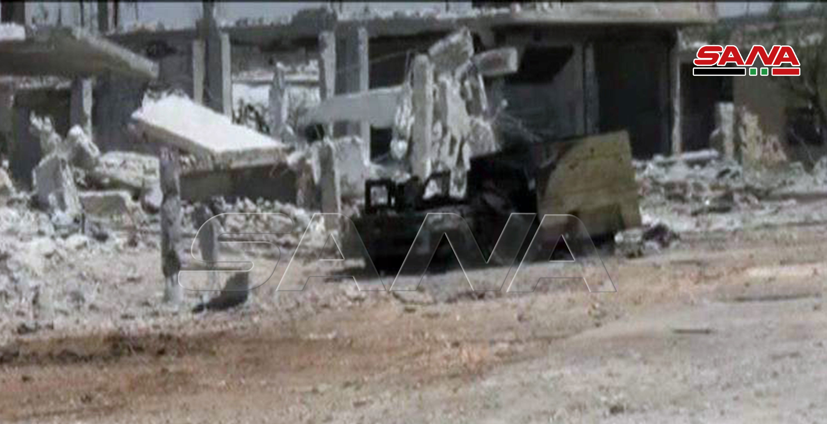 Photo of الجيش يُحرر تل سكيك وبلدتي سكيك والهبيط في ريف إدلب الجنوبي