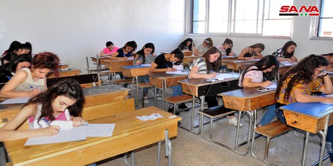 Photo of التربية: نسبة النجاح بالفرع العلمي 76، 88 بالمئة والأدبي 32، 84 بالمئة