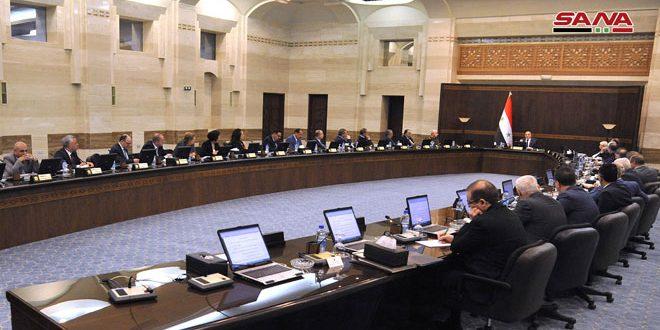 Photo of الحكومة تخصص مليار ليرة للبنى التحتية للمناطق التي تم إحداثها في القنيطرة