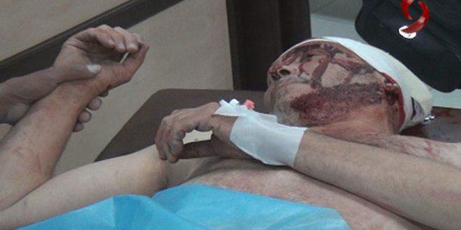 Photo of إصابة 6 مدنيين بينهم طفلة في اعتداءات إرهابية على حلب