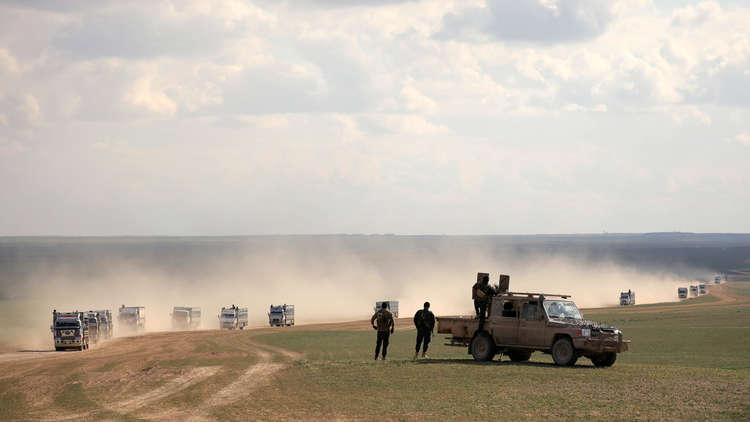 Photo of روسيا تكشف عن عدد إرهابيي داعش المتبقين في سوريا