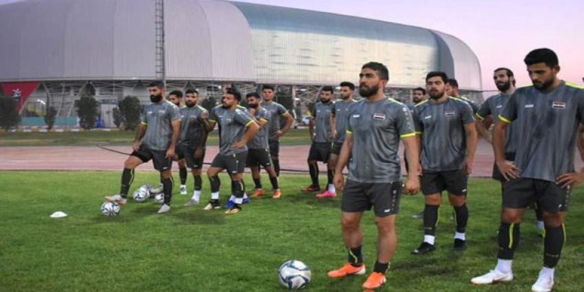 """Photo of الإعلان عن القائمة الأولية لـ""""نسور قاسيون"""" لتصفيات كأس العالم وآسيا"""